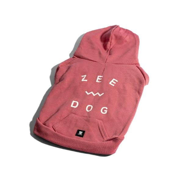 Pull pour chien rose Zeedog
